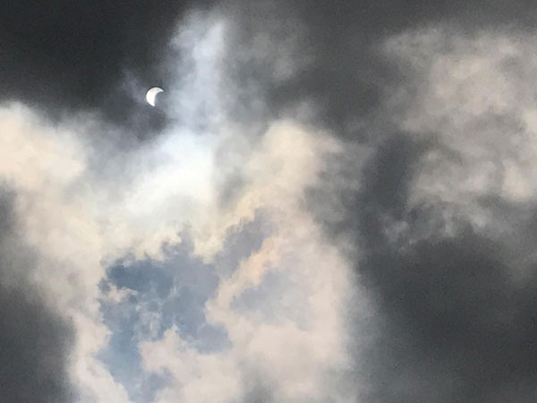Photo of Easy eclipse viewing with #remotelife